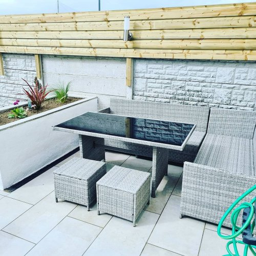 Absolute Light Grey Porcelain Tiles; 800 x 400 x 20mm; By AG Paving & Landscaping