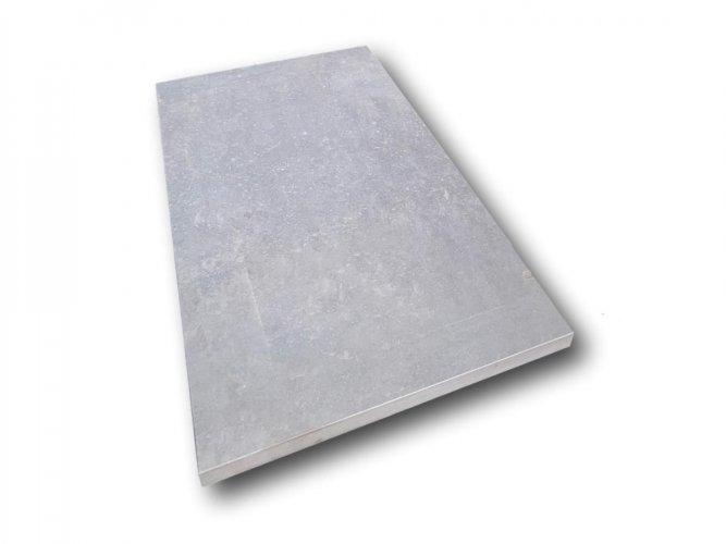 Absolute Titanio Porcelain Tiles; 800 x 400 x 20mm