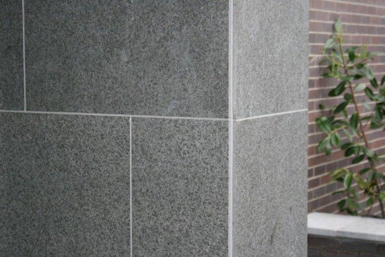 Black Granite Cladding