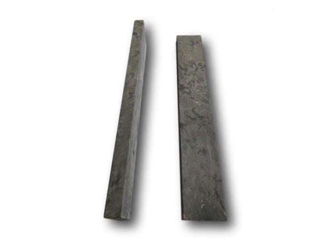 Blue Limestone Kerbing - Sanded (Dry)