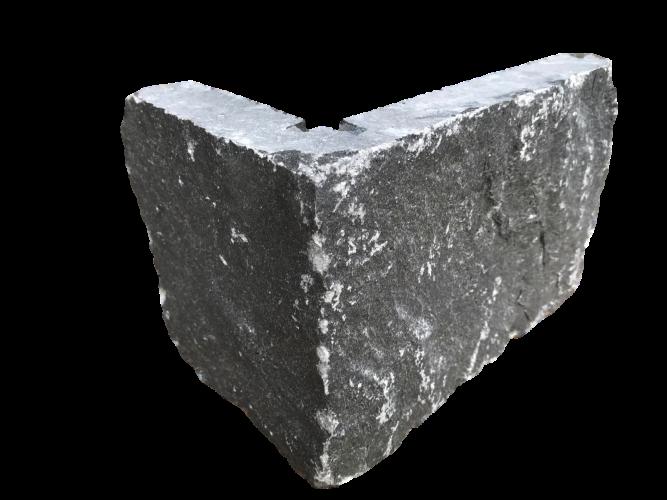 Blue Limestone Stoneer Corners - 30mm Thickness