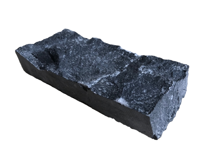 Blue Limestone Stoneer Flat Piece