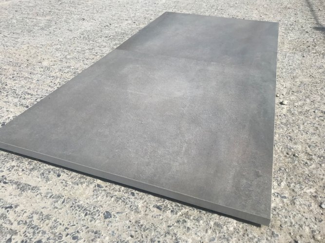 Dark Grey Porcelain 600 x 600 x 20mm