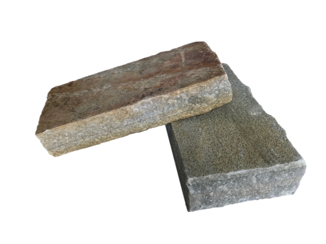 Donegal Quartzite Setts 200 x 100