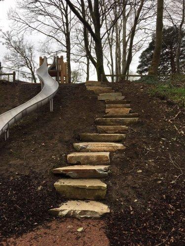 Donegal Quartzite Step Blocks