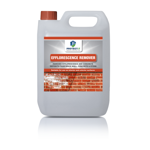 Efflorescence Remover By PROTECTiT 5 Litre