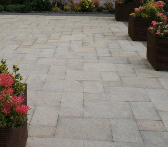 Granite Paving - Patio Pack