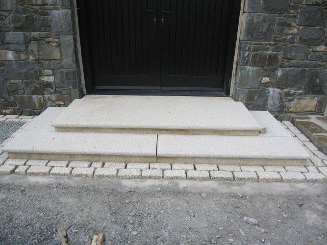 Gold Granite Step Packs