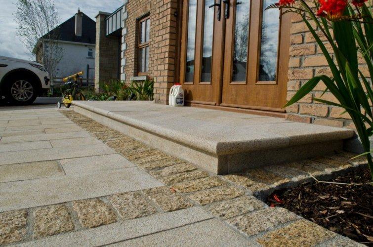 Gold Granite Step Pack