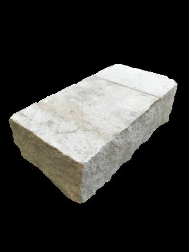 Mountcharles Sandstone Sett Random Length x 100 - Smooth Finish