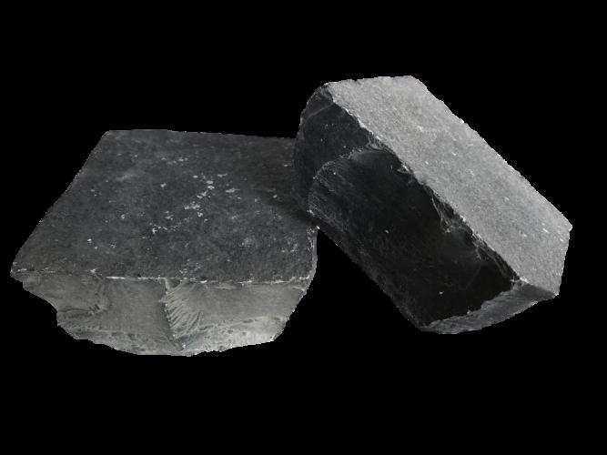Black Limestone Setts 100 x 100 (Dry)