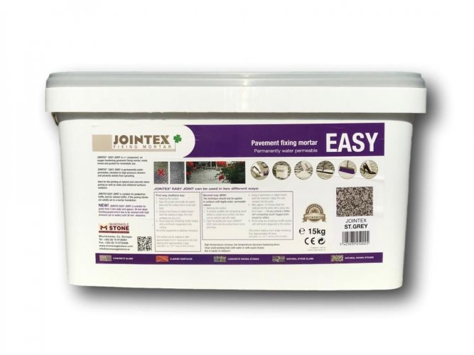 JOINTEX Easy Joint - Stone Grey 15kg