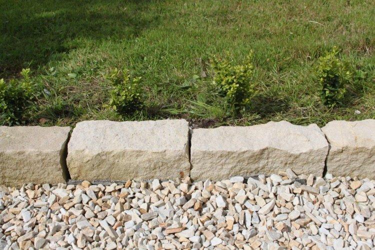 Irish Sandstone Kerbing
