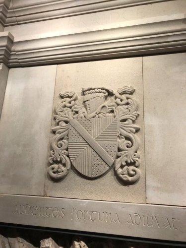 Mountcharles Sandstone Family Crest