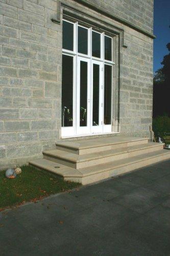 Sandstone Steps