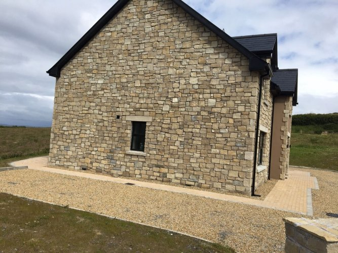 Mountcharles Sandstone Stoneer Cladding