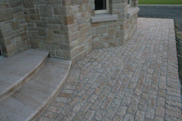 Mountcharles Sandstone Stoneer Corner