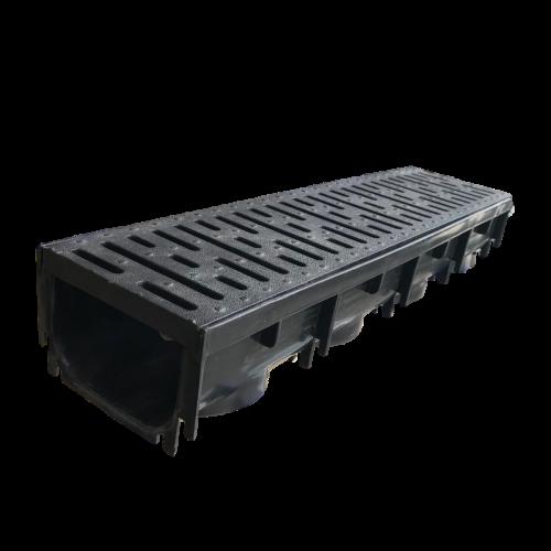 STORA - LIGHT PVC 80mm Channel