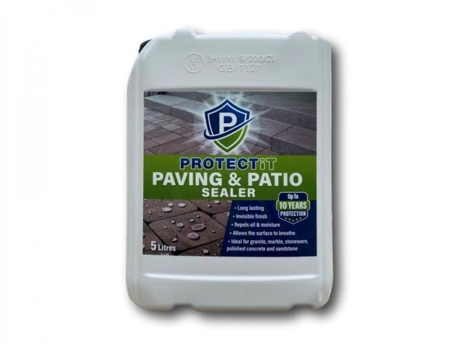 PROTECTiT Paving & Patio Sealer - 5 Litre