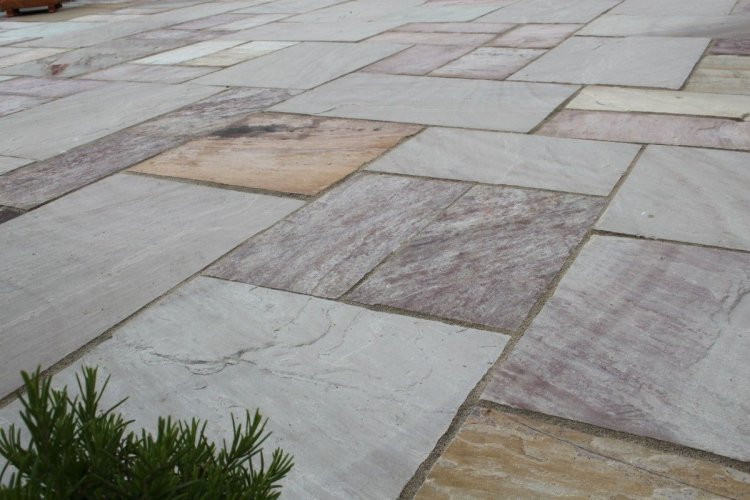 Revina Sandstone Paving - Patio Pack (Dry)