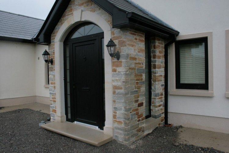 Sandstone Door Surround