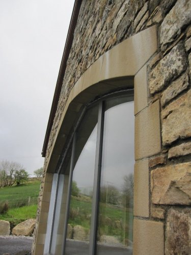 Sandstone Window Surround
