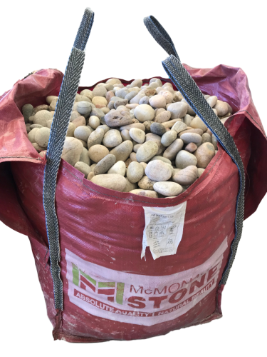Scottish Beach Pebbles in Bulk Bag