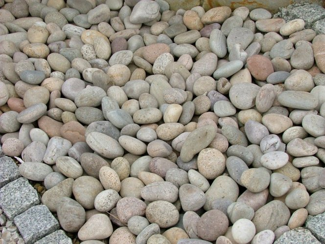 Scottish Beach Pebbles (Dry)