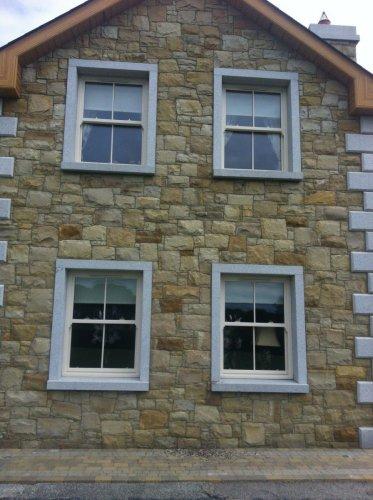 Silver Granite Window Surrounds