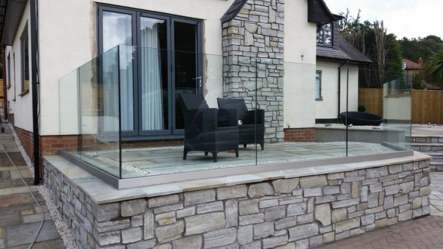 Silver Donegal Quartzite Stoneer - Flats