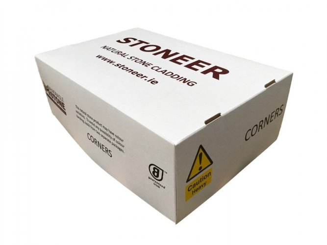 McMonagle Stoneer Corner Packaging