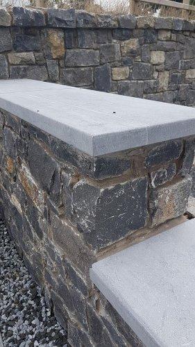 White Limestone - Machined