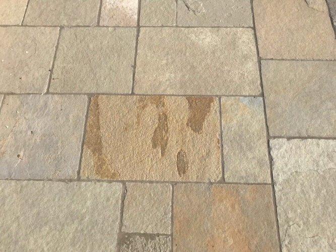 Yellow Limestone Paving - Patio Pack