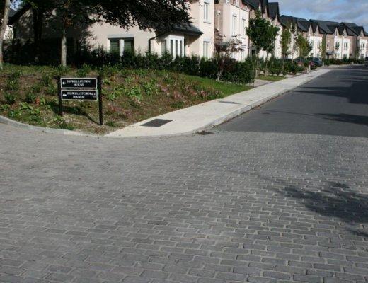 Black Granite Setts 200 x 100