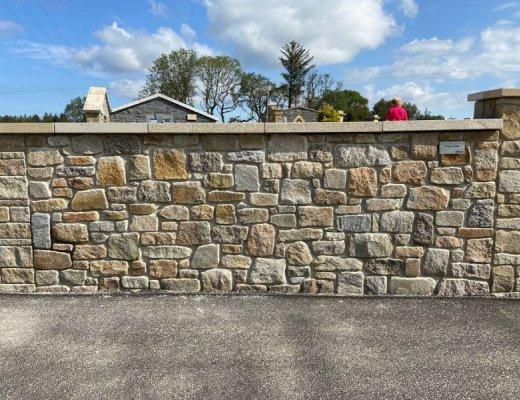 Donegal Granite - Tumbled