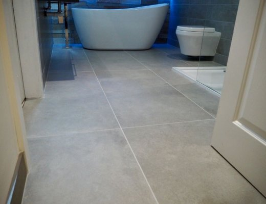 Moov Grey Porcelain Tiles