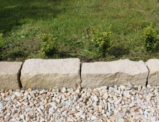 Mountcharles Sandstone Kerb