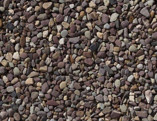 Purple Pebble 14 - 20mm