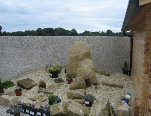 Sandstone Monolith