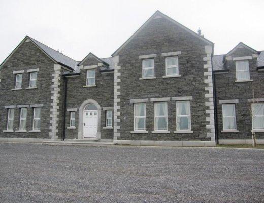 Silver Granite Door Surround