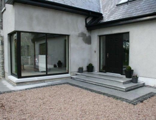 Silver Granite Step - Standard
