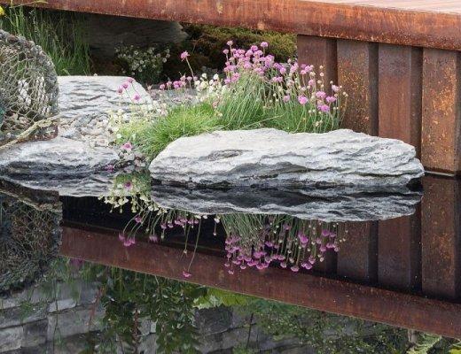Waterworn Limestone Karst Stones