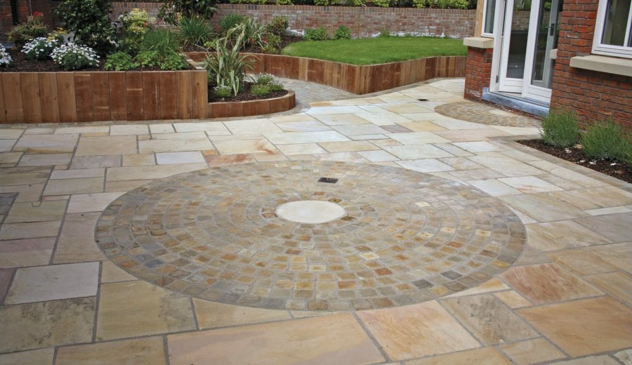 First Irish Company to Import Indian Sandstone