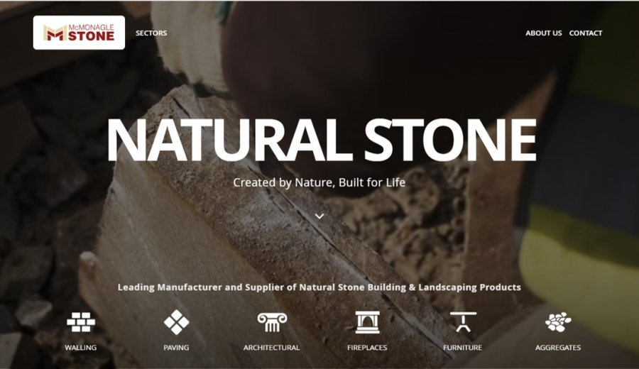 McMonagle Stone Launches New Website And Online Store