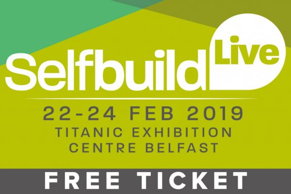 Join Us At SelfBuild Live Belfast 2019