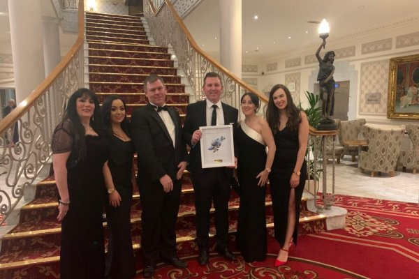 McMonagle Stone WINS 'Growth through Export Award'