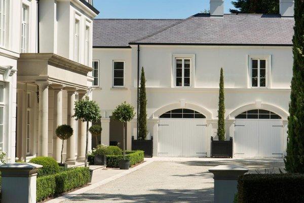 Classical Landmark Home
