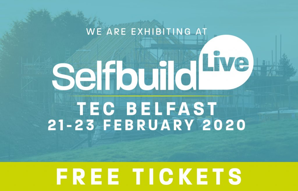Get FREE Tickets to Selfbuild Live Belfast