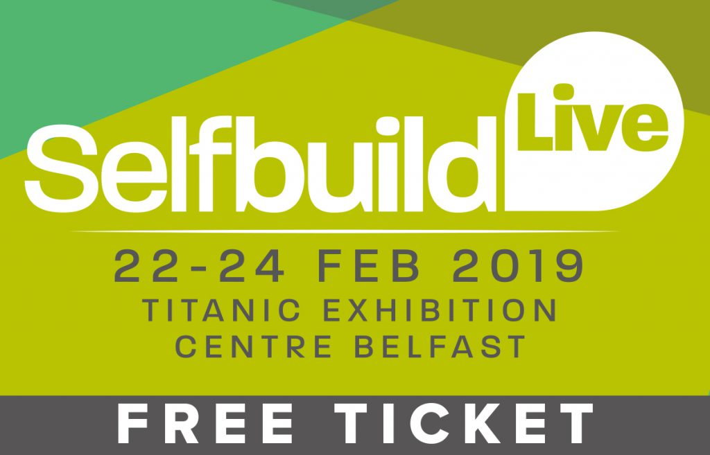 Join Us At SelfBuild Live Belfast 2019