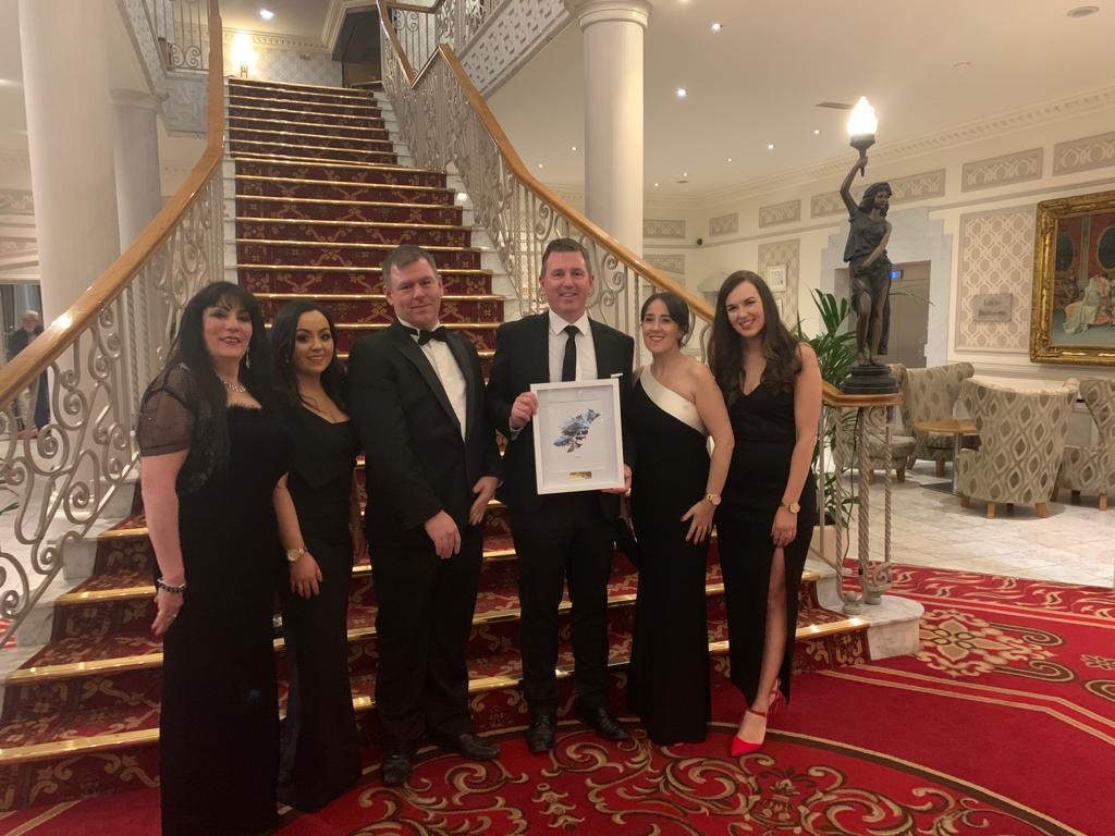 McMonagle Stone WINS 'Growth through Export Award'